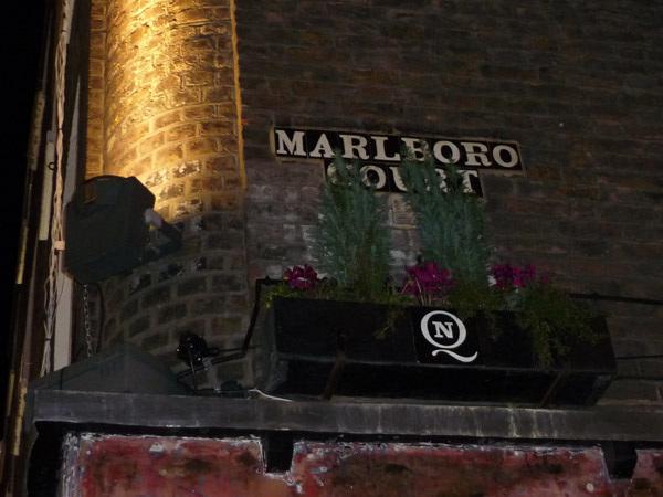 Marlboro Court W1