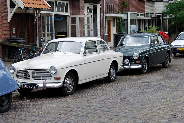 1965 & 1968 Volvos Amazon