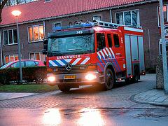 2004 Mercedes-Benz 976.06 Fire Engine