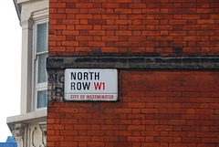 North Row
