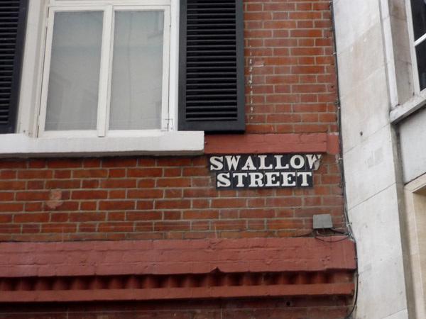 Swallow Street W1