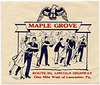 Maple Grove Roll Arena, Lincoln Highway, Lancaster, Pa.