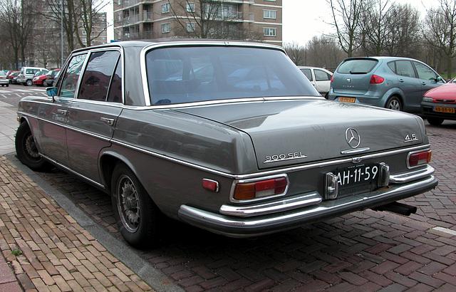 1972 Mercedes-Benz 300 SEL 4.5