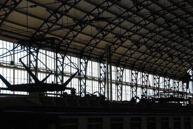 Celebration of the centenary of Haarlem Railway Station