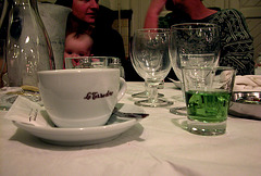 Coffee and Chartreuse