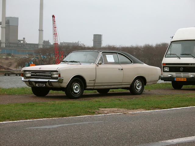 1967 Opel Commodore Six
