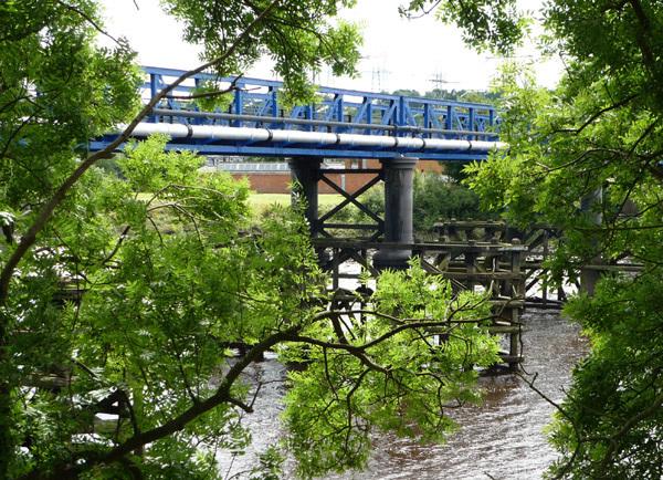 Bridge across the Tyne