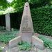 Kleverlaan Cemetery in Haarlem – Grave of Jan Willem Sevenhuysen
