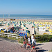 Celebration of the centenary of Haarlem Railway Station: Zandvoort beach