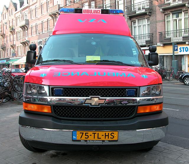 2006 Chevrolet Chevy Van Ambulance