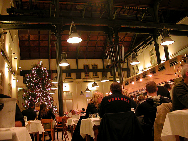 Visited café-restaurant Amsterdam