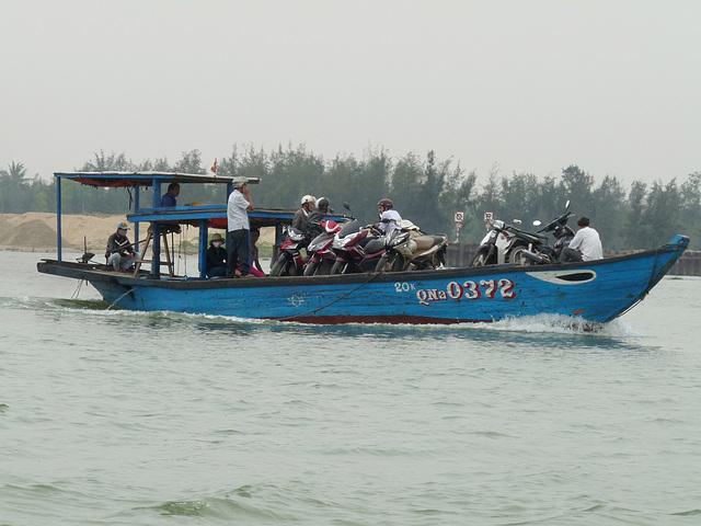 Motorbike Ferry