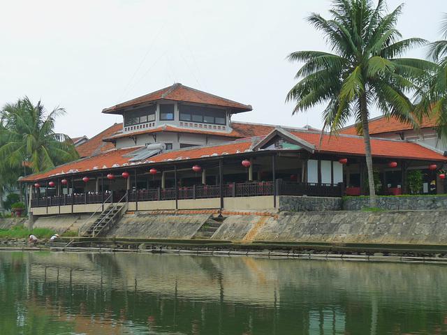 Hoi An Beach Resort- Riverside Restaurant