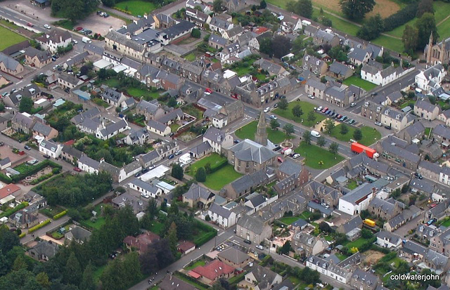 Fochabers - The Square