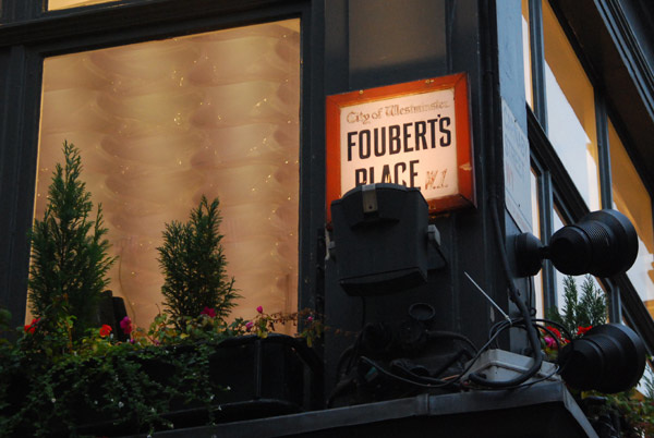 Foubert's Place