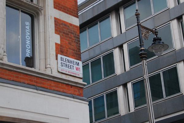 Blenheim Street