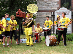 Expandable Brass Band 2