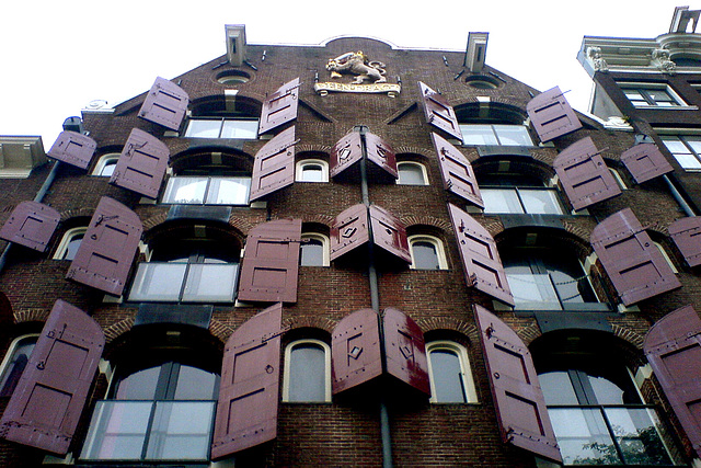 "Amsterdam – former warehouse ""De Eendragt"" (The Concord)"