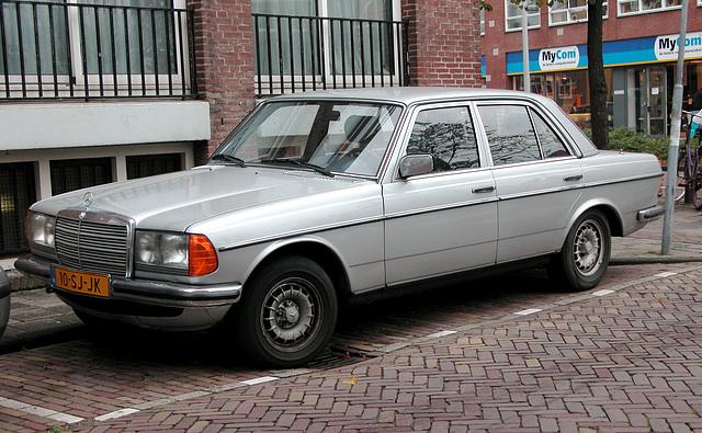 1980 Mercedes-Benz 280 E