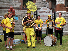 Expandable Brass Band 1