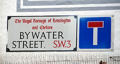 Bywater Street, Chelsea, London