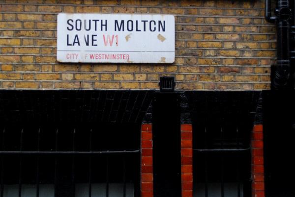 South Molton Lane