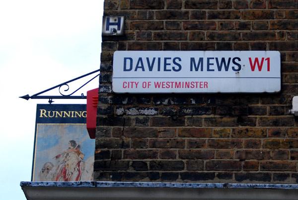 Davies Mews