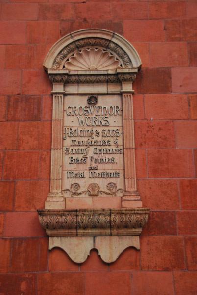 Grosvenor Works