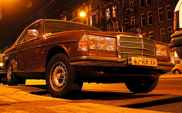 1978 Mercedes-Benz 280 CE