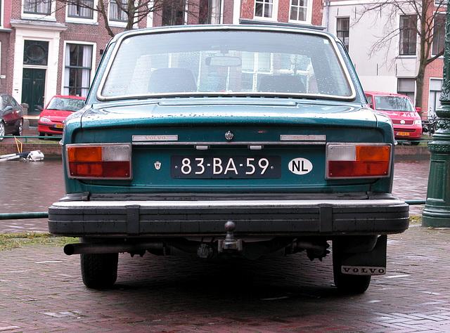 1974 Volvo 144 Grand Luxe Automatic