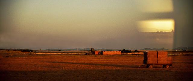 Castilla La Mancha desde el tren