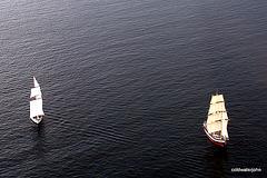 Tall Ships off Skye -aerial 4159171375 o