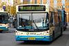 UK buses in Groningen: 2001 Dennis Dart SLF