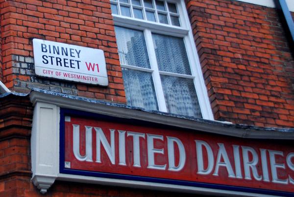 Binney Street