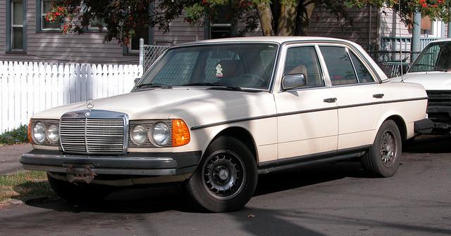 Cars of Portland: The Mercs