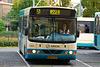 UK buses in Groningen: 2002 Wrightbus Commander