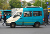 Small bus in Groningen