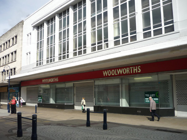Woolworths, South Shields