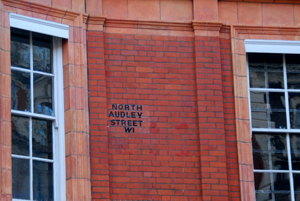 North Audley Street