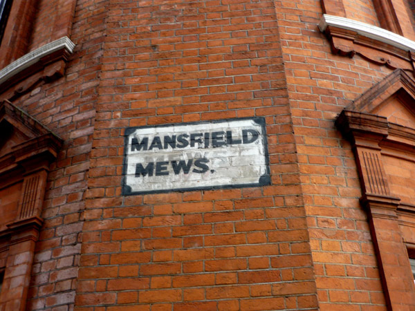 Mansfield Mews