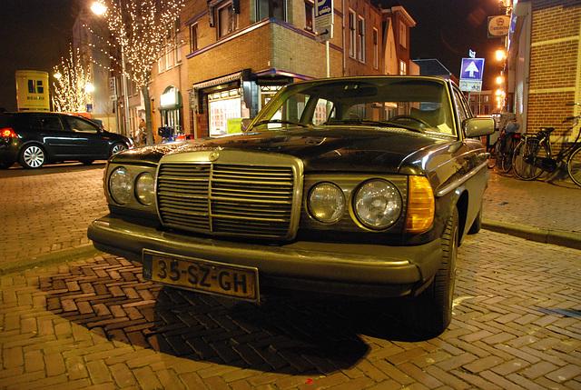 1979 Mercedes-Benz 300 D Americano