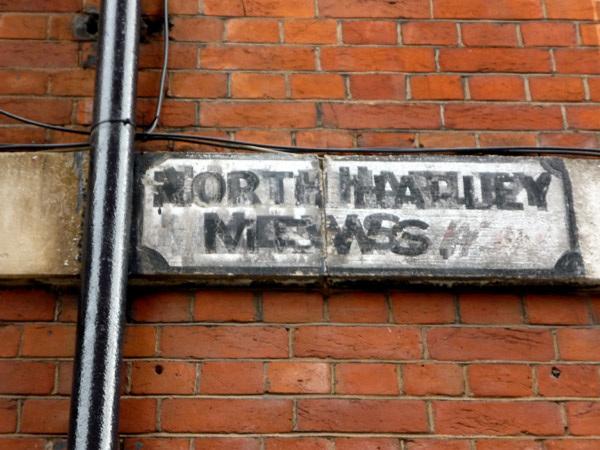 North Harley Mews