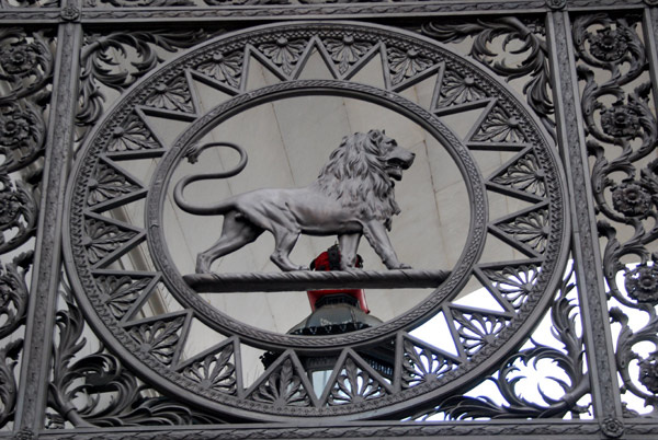 Marble Arch Lion