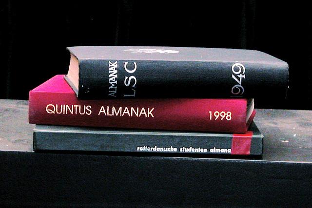 Student almanacs
