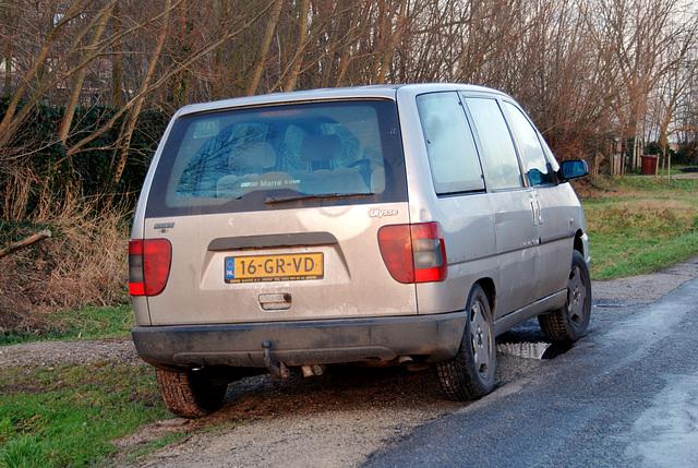2001 Fiat Ulysse 2.0 16V