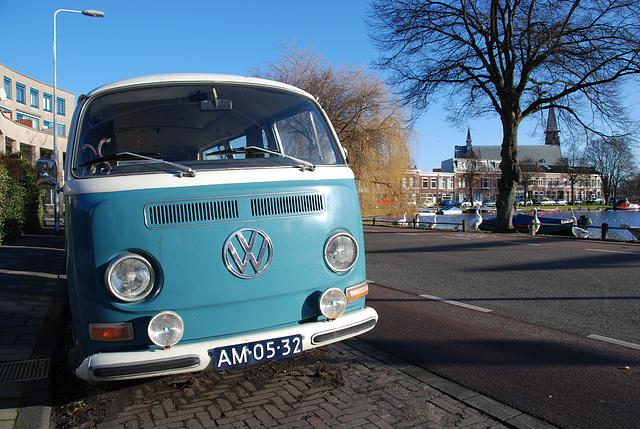 1970 Volkswagen 2/24 bus