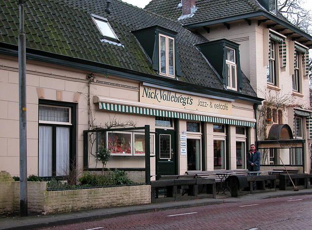 Nick Vollebregt's Jazz Café