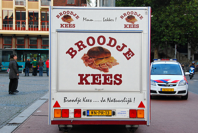 Groningen: Broodje Kees (Kees's Sandwiches)