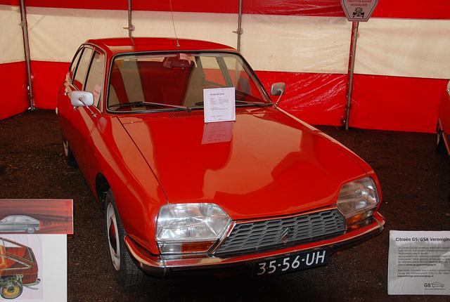 1972 Citroen GS Club