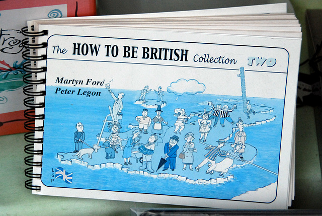Cambridge: How to be British